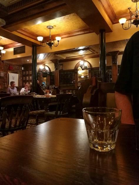 Manchester dinner