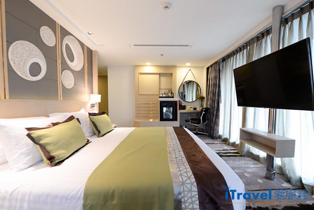 曼谷飯店推薦 Solitaire Bangkok Sukhumvit 11 (1)