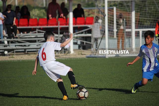 Sevilla FC - UP Viso (4ª Andaluza Alevín G.1 - SE J27)