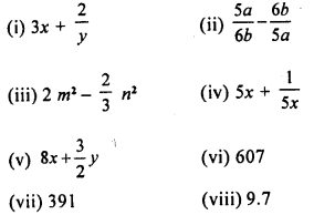 Selina Concise Mathematics Class 8 ICSE Solutions Chapter