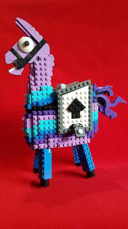 LEGO lama Fortnite Loot Llama