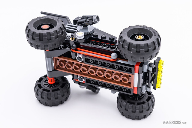 Review LEGO 70918 The Bat-Dune Buggy