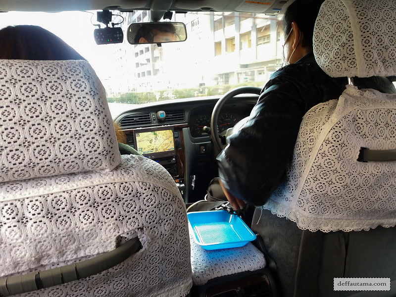 9 Hari Babymoon ke Jepang - Japan Taxi