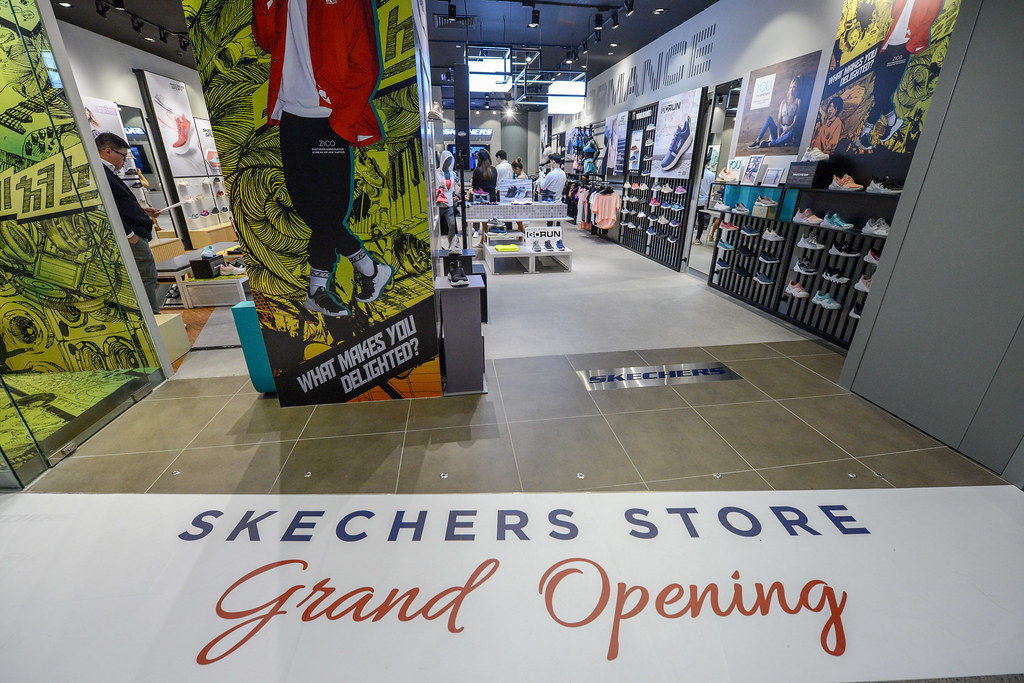 Skechers Grand Opening Party - Store Opening Ceremony (1) (1)