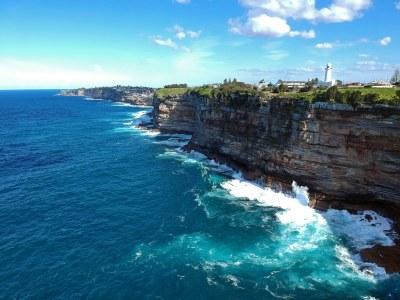 Sydney sandstone #marineexplorer