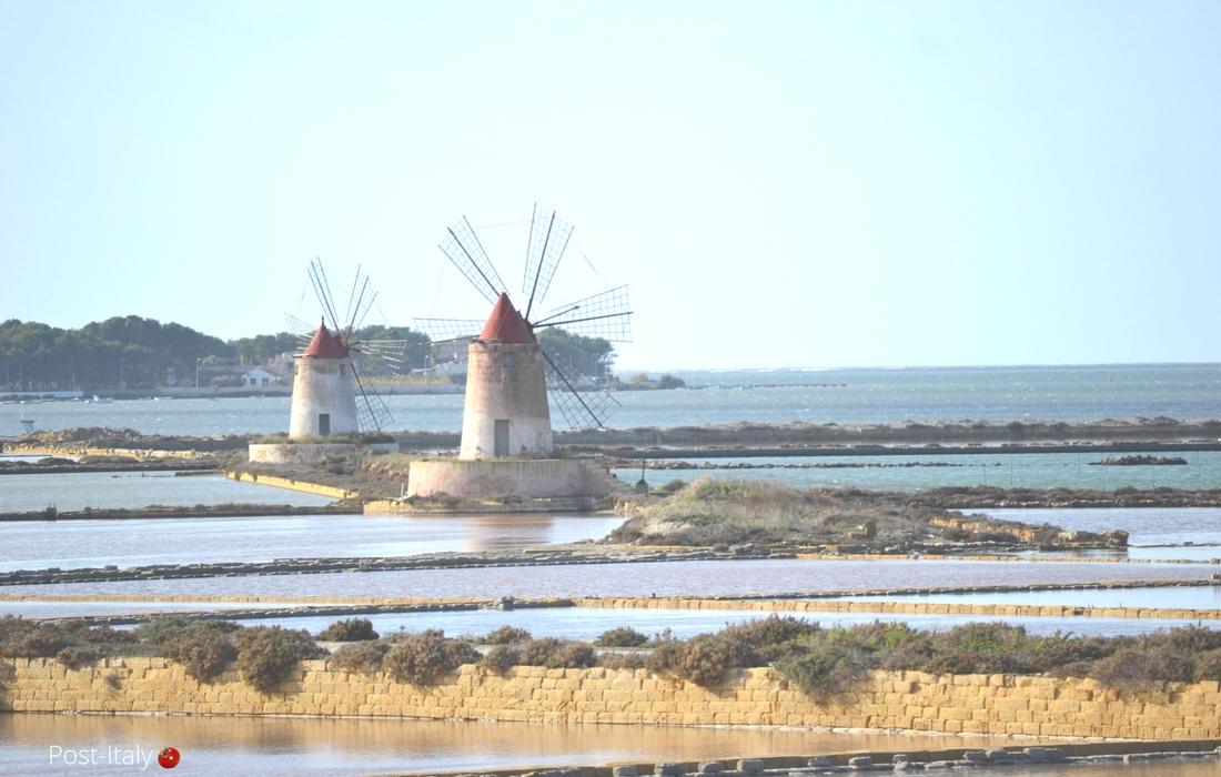 Salinas de Trapani e Marsala, Sicília