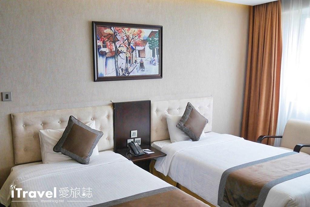 越南孟清河内中心酒店 (17)