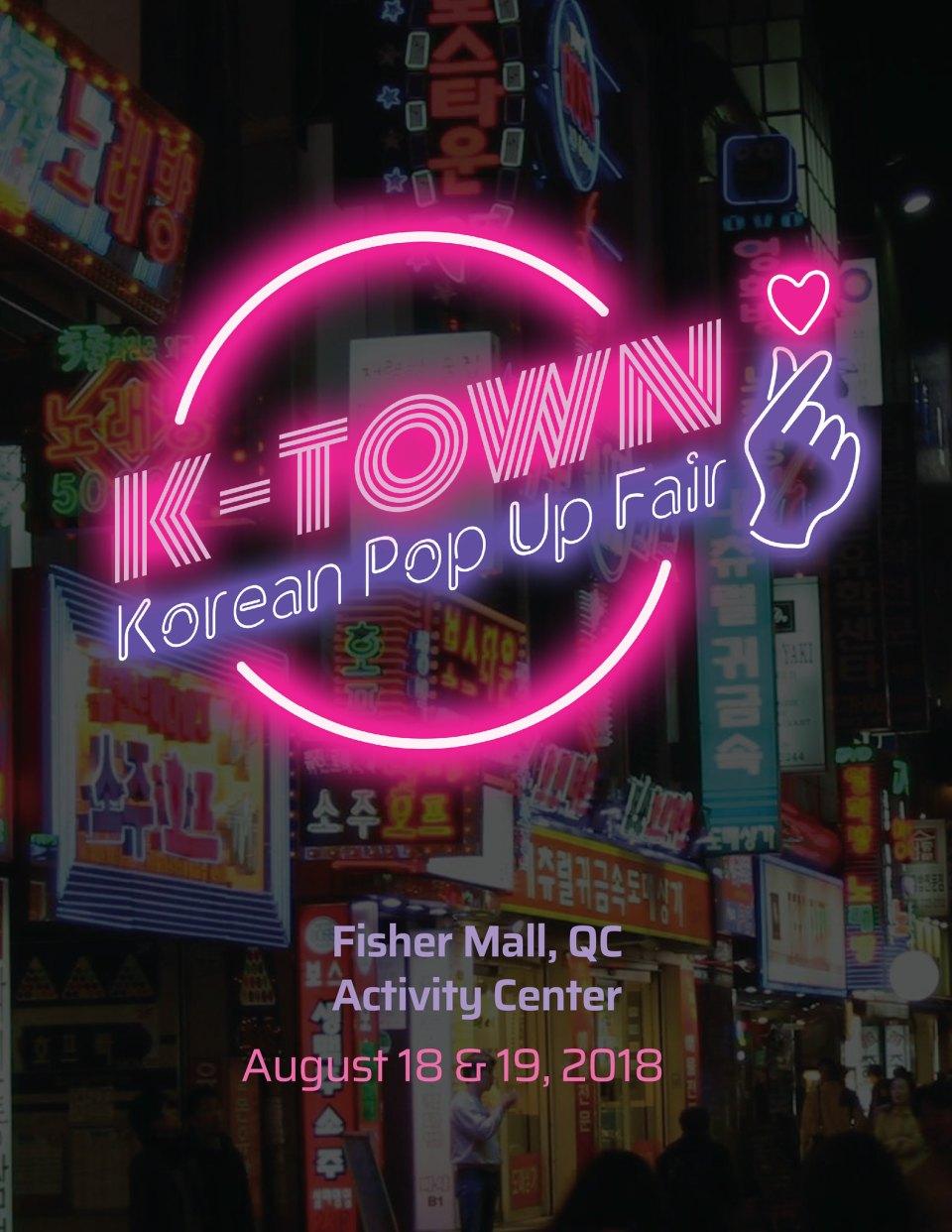 Ktown Poster