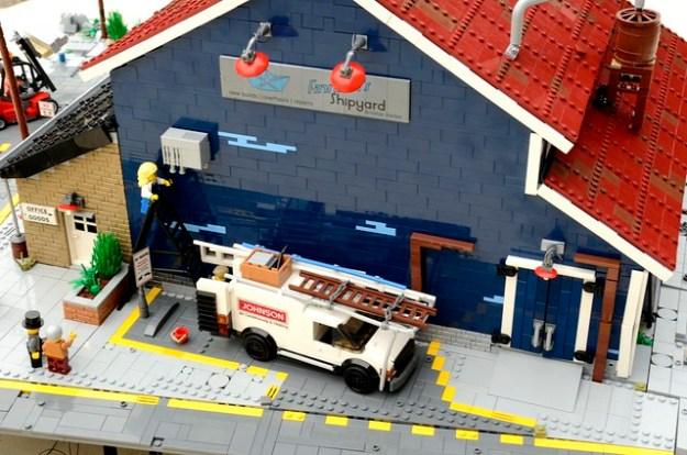 Finnians shipyard