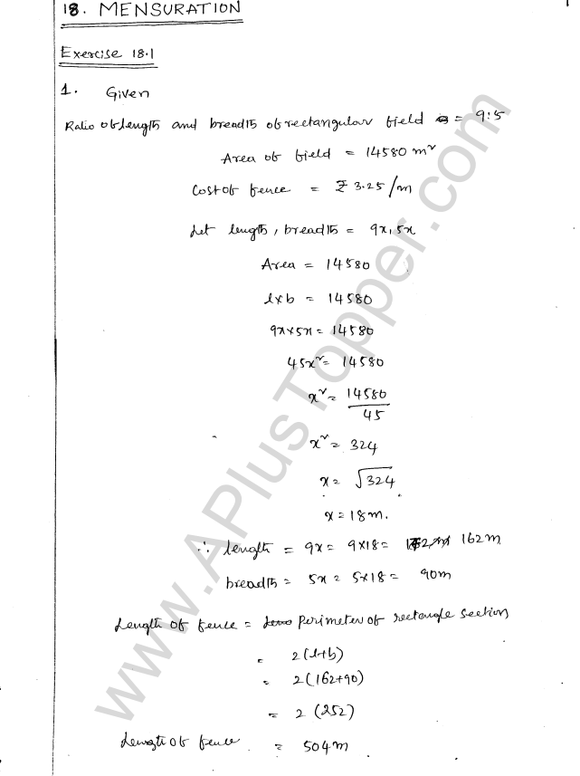 Icse 6th Class Maths Textbook Pdf