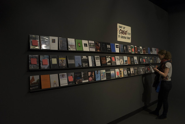 Knot's Exhibition of Under New Management: Video Store Rental