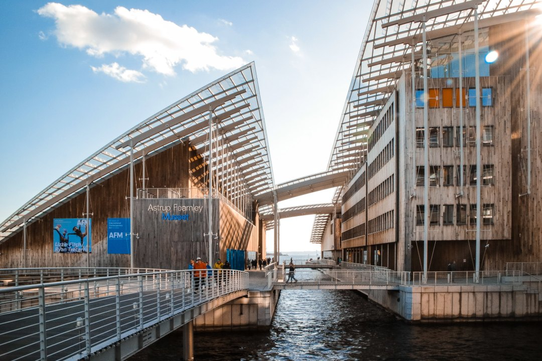 Museum Astrup Fearnley, Oslo, Norway