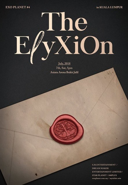 EXO PLANET #4 – The EℓyXiOn – in KL
