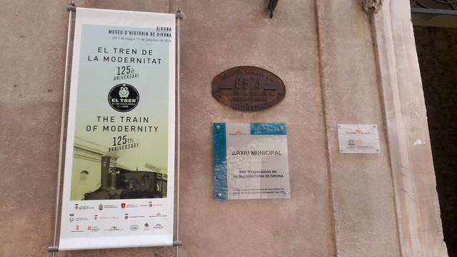 Exposición El Tren de la Modernidad