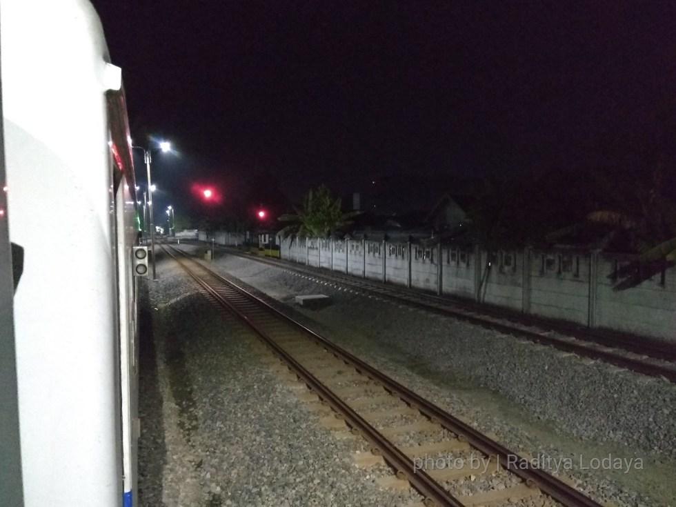28 TRIP REPORT KERETA API JAYABAYA 3(TEGAL CEPU) - STASIUN RANDUBLATUNG 5