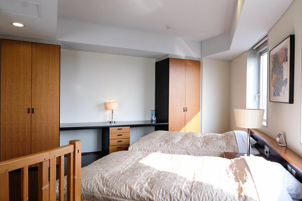 福岡飯店推薦 The Residential Suites Fukuoka (17)