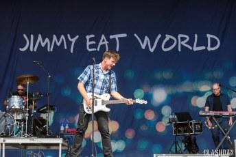Jimmy Eat World @ Shaky Knees Music Festival, Atlanta GA 2018