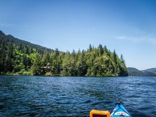 Lake Whatcom Paddling-20
