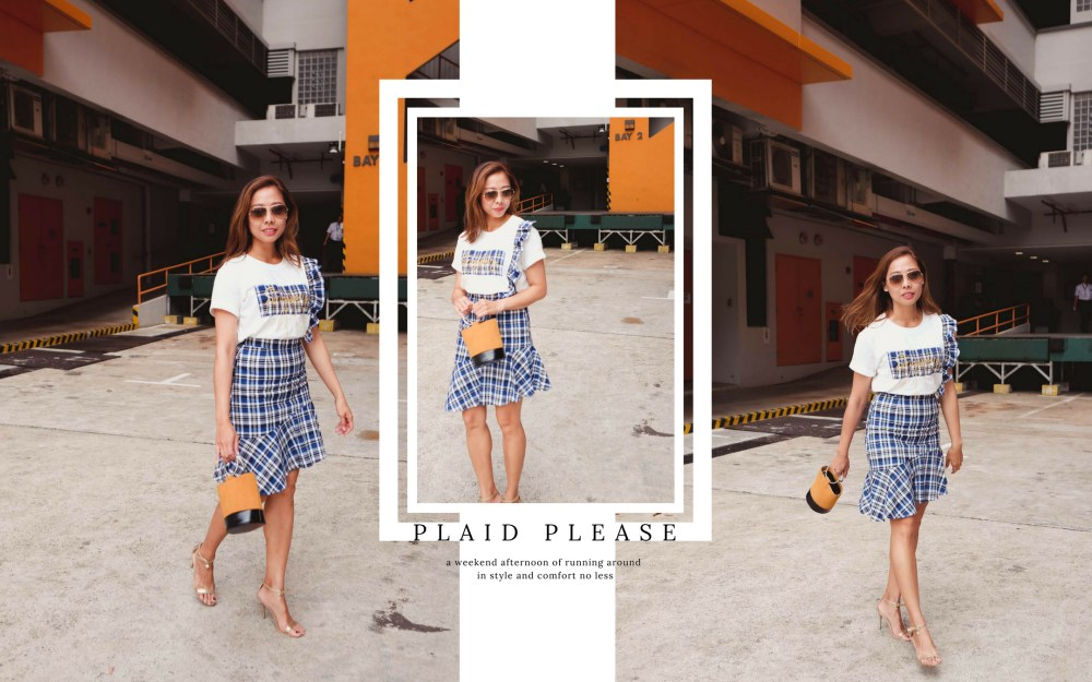 plaid set please
