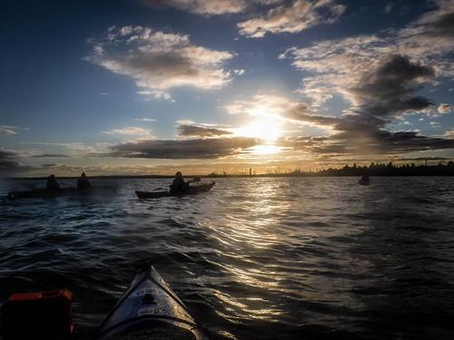 Bellingham Harbor with Moondance Kayaks-75