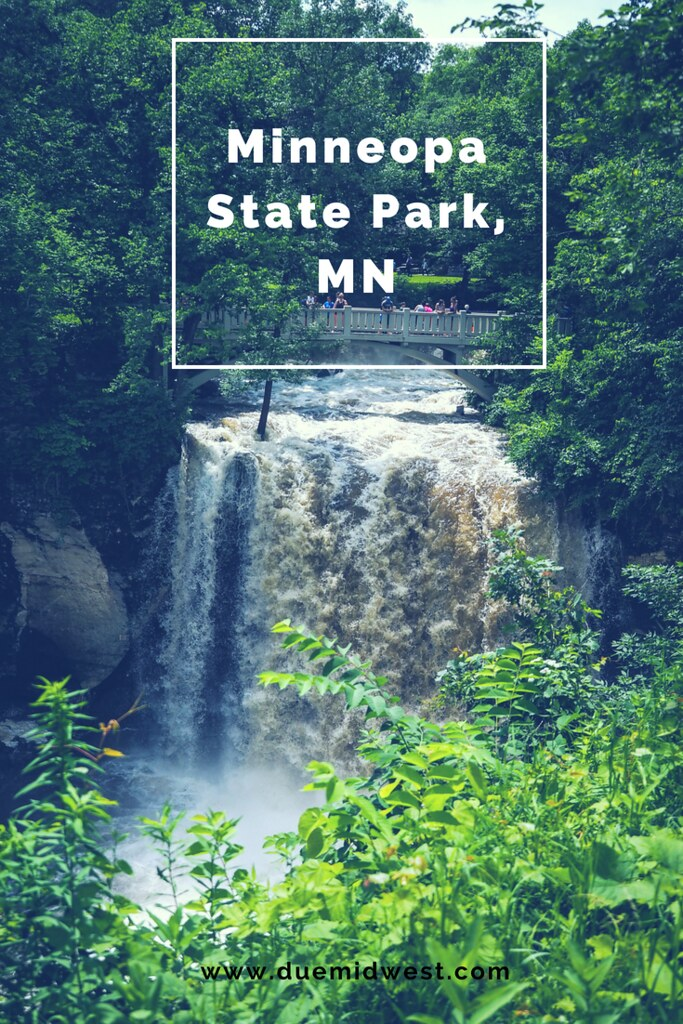 Hiking Minneopa State Park, MN - Due Midwest