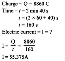 A New Approach to ICSE Physics Part 1 Class 9 Solutions Electricity and Magnetism - 1 13