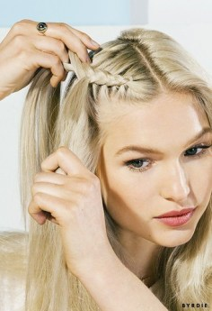 Best HairStyles For 2017/ 2018  – Dutch braids are gorgeous. Find out how you can fashion them yourself with these…