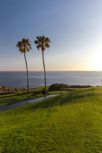 Sunset @Golf Costa Adeje