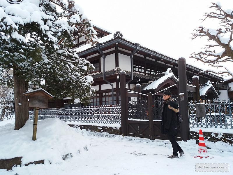 Babymoon ke Jepang - Takayama's Old Town 1