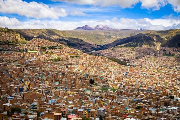Viajar a Bolivia