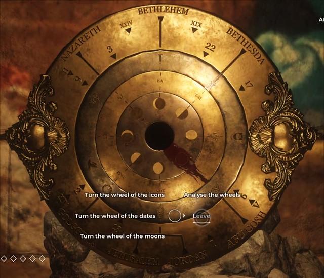 L'épisode du Conseil 3 - Wheel Puzzle