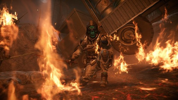 Warface - Burning Swords
