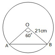 NCERT Maths Textbook Solutions For Class 10 Hindi Medium Areas Related to Circles 12.1 16