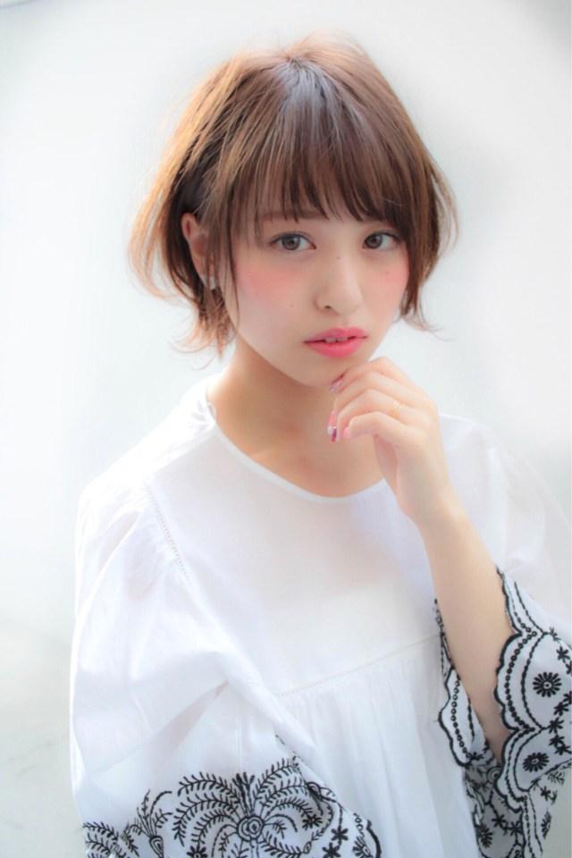 2018 japanese short bob hair -♡taste different hair catalog ♪