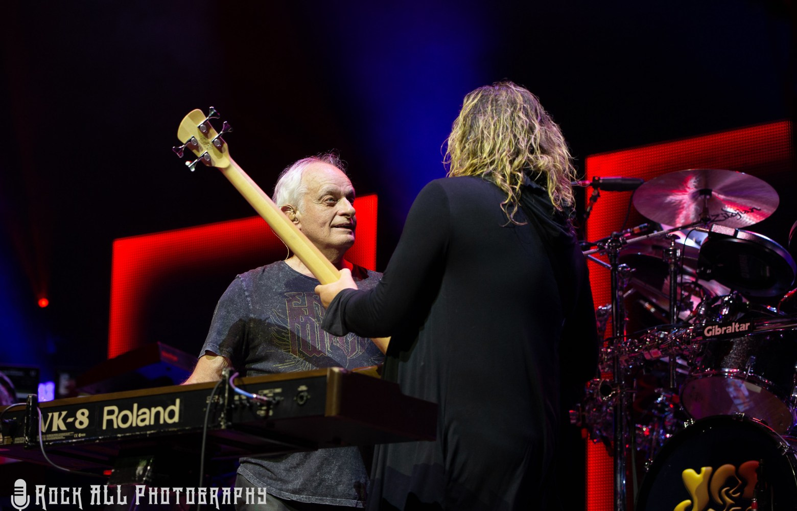 Yes - Riverbend Music Center Cincinnati, OH - 7/2/2018