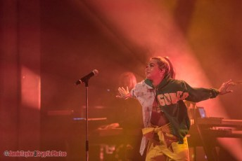Hayley Kiyoko + I M U R @ The Vogue Theatre - April 18th 2018