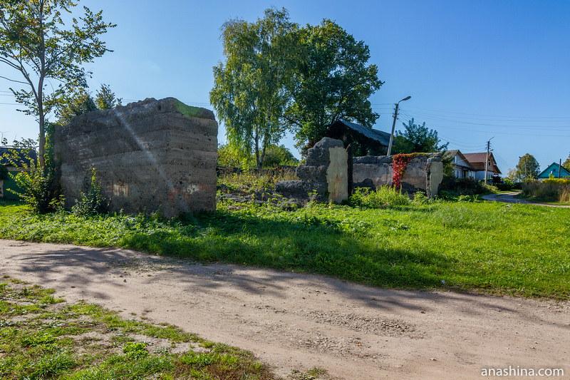 Дом Щепочкина, Полотняный Завод