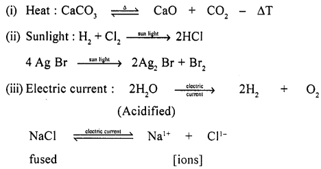 New Simplified Chemistry Class 9 ICSE Solutions - Chemical Changes and Reactions 11.1