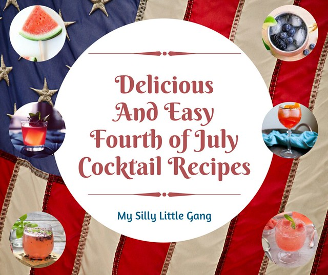 Delicious And Easy Fourth of July Cocktail Recipes