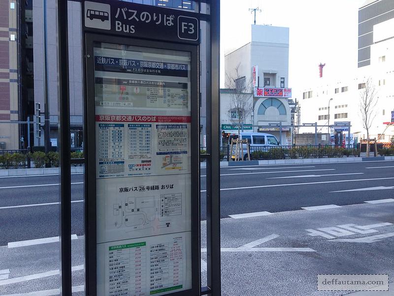 Babymoon ke Jepang - Halte F3