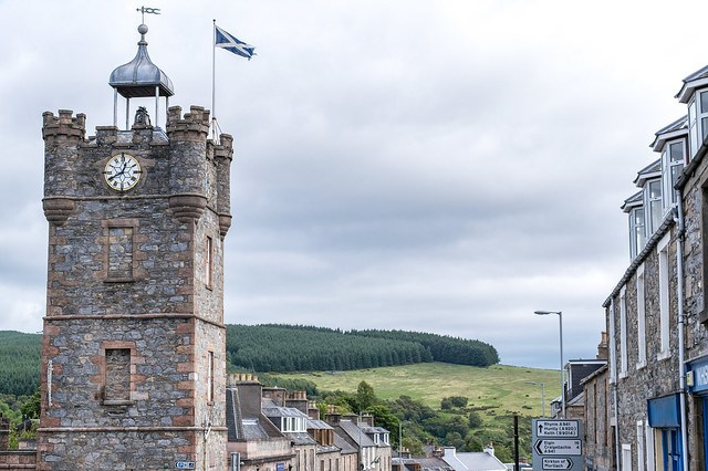 Stagecoach Whisky Trail - Elgin to Dufftown