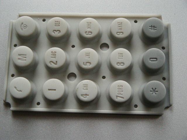 Grawer klawiatury silikonowej
