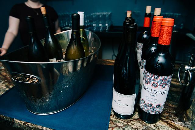 Slate Wine Bar Paella Tasting-16