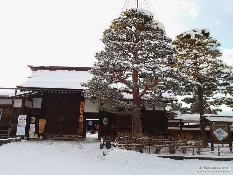 Babymoon ke Jepang - Takayama Jin'ya