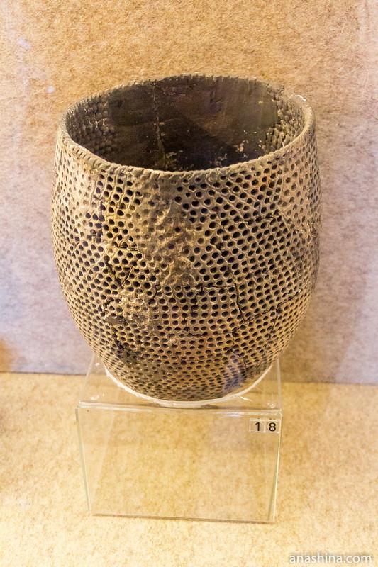 Ямочно-гребенчатая керамика, Москва