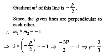 Selina Concise Mathematics Class 10 ICSE Solutions Chapter 14 Equation of a Line Ex 14D 10.1