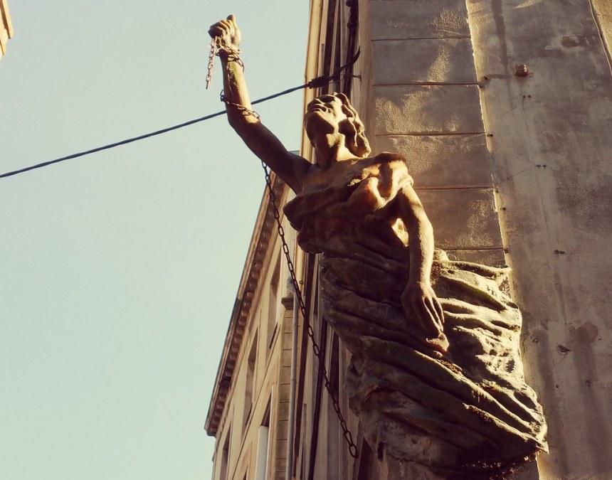 14 juillet à Saint-Malo : briser ses chaînes