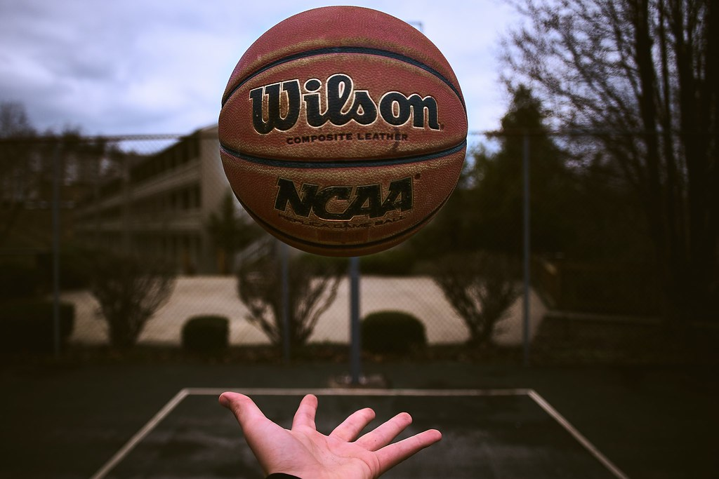 Basketball Stock Image