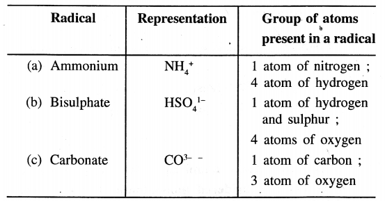 ICSE Solutions for Class 6 History and Civics - Atomic Structure-05