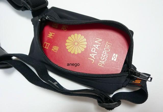 パスポート スパイベルト